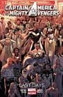 Captain America & the Mighty Avengers Volume 2: Last Days by Al Ewing (Paperback, 2015)