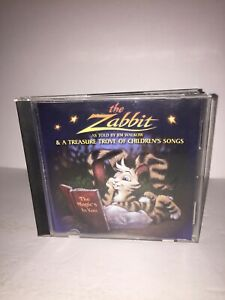 Various-Artists-The-Zabbit-amp-A-Treasure-Trove-of-Childre-CD