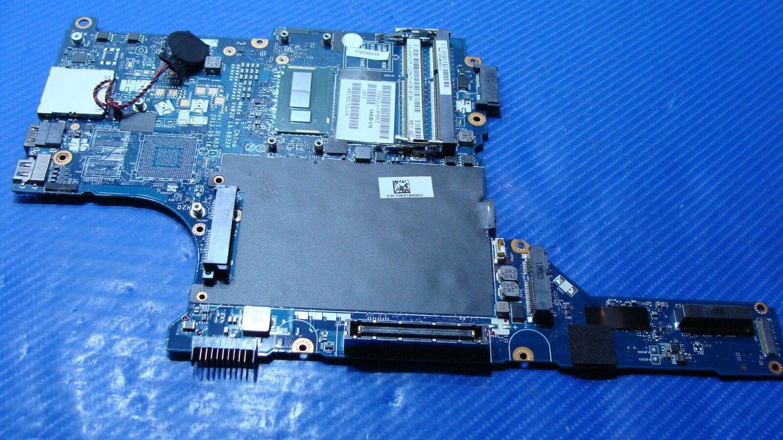Dell 6DTX4 Latitude E5440 Motherboard Core i3-4030U 1.9GHz Intel Graphics