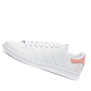 ADIDAS-WOMENS-Shoes-Stan-Smith-White-amp-Pink-FV4070