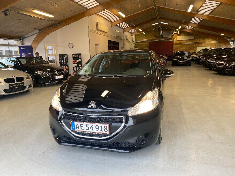 Peugeot 208 1,0 VTi Access 5d - 59.900 kr.