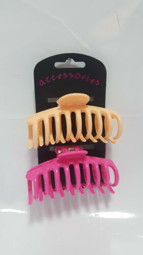 Ladies Large Hair Claw Clamps Clips Claw Clamp