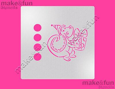 Nice Pyo Cookie Stencil Torten Schablonen Careful Calculation And Strict Budgeting Cake Stencil Designer Stencil