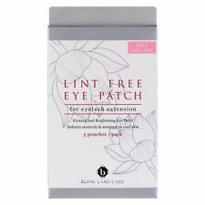 LINT FREE Eye Patch *5 pairs* Blink Lash Care Eyelash Extension