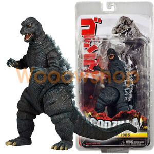 NECA-Godzilla-1985-Movie-Classic-Monster-12-034-Head-To-Tail-6-034-Action-Figure-Doll