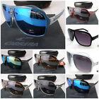 Fashion Men Women Retro Sunglasses Unisex Square Frame Carrera Glasses + Box C19