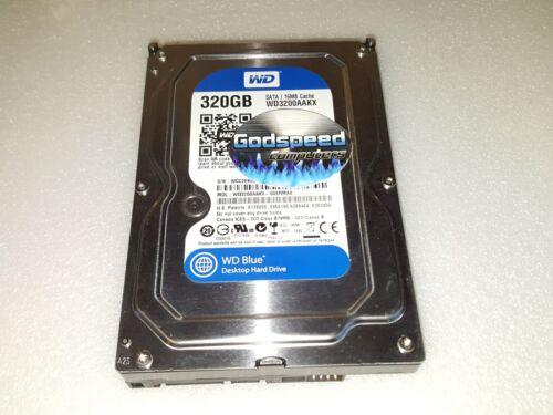 320GB SATA Hard Drive Windows 7 Professional 64 Bit HP Compaq 6000 Pro