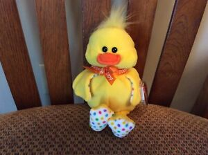 """Ty Beanie Baby """"DUCKERS"""" the Duck MWMT 2009 Hallmark Exclusive"""