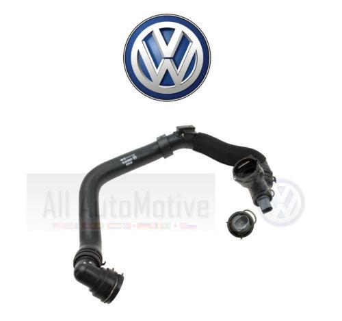 Radiator Coolant Hose Lower Genuine fits 13-15 VW Beetle Jetta Passat 5C0122051N