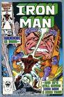 Iron Man #205 1986 Marvel Comics
