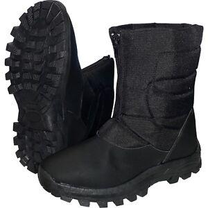ef9411ab88cdc3 Das Bild wird geladen Canadian-Snow-Boots-Winterstiefel-Schneestiefel -Thermo-Winter-Stiefel-