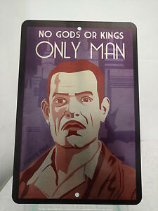 Andrew-Ryan-Bioshock-No-Gods-Nor-Kings-Brushed-Metal-Sign-Paving-The-Future