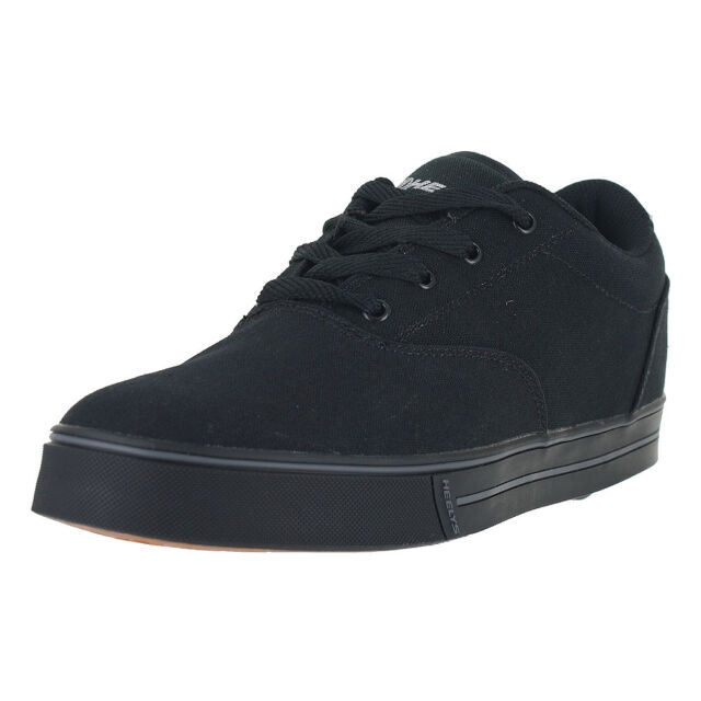 0eceb458b3c2 Heelys Launch Men US 11 Black Skate Shoe Pre Owned 1055 for sale ...