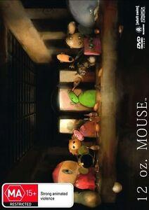 12-Oz-Mouse-DVD-2009-2-Disc-Set-Brand-New