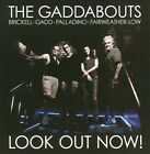 Look Out Now! by The Gaddabouts (CD, Apr-2012, 2 Discs, Racecarlotta Records)