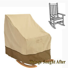 Buy Plow Hearth Outdoor Furniture Cover For Rocking Chair In