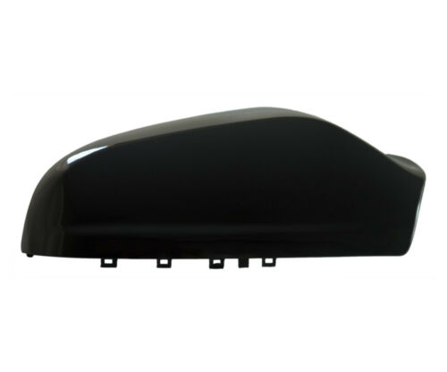 Vauxhall Opel Astra H MK5 Wing Mirror Covers 04-09 Both Sides Black Sapphire