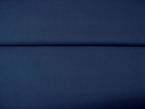 100/% Cotton Fabric-Navy 150cm wide FREE P /& P.