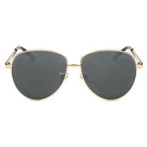 fashion m nner frauen oval metall rahmen uv schutz sonnenbrillen aviator brillen ebay. Black Bedroom Furniture Sets. Home Design Ideas