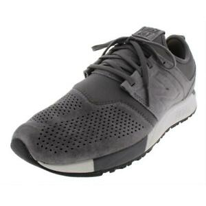 New-Balance-Mens-247-Suede-Lifestyle-Trainer-Running-Shoes-Athletic-BHFO-3803
