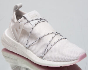 Details about adidas Originals Arkyn Knit Womens White Lifestyle Shoes Casual Sneakers CG6229