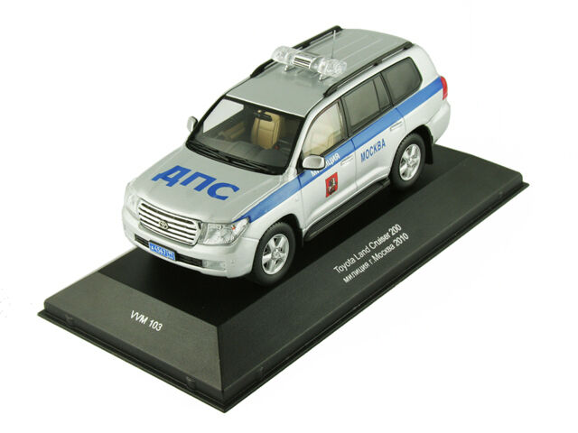 Toyota Land Cruiser 200 1 43 VVM J-collection