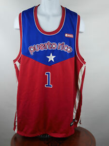 puerto rico basketball jersey