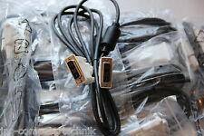 10x LOT DVI Kabel Monitorkabel Anschlusskabel für TFT LCD LED Monitor Samsung