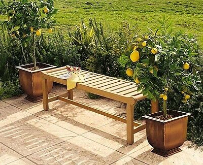 Outdoor Backless Benches Collection On EBay!