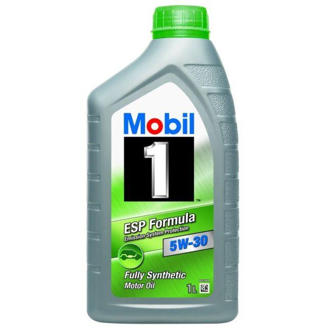 Mobil 1 Esp Formula 5W-30 Completamente Sintetico 1L Auto Olio Motore