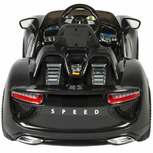 Toddler Ride on Sports Car Child Kids RC Remote Control 12V MP3 Lights Horn