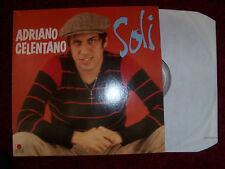 Adriano Celentano - Soli     prima German Ariola LP