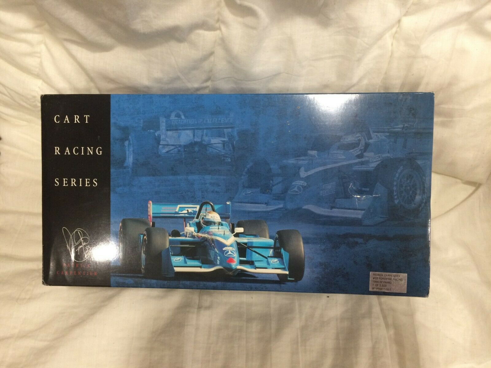 Forsythe Racing Reynard Mercedes Carpentier Action Perf. W189941586 1 18 scale