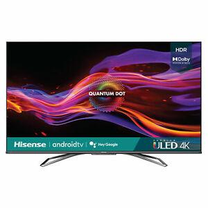 Hisense 55 Inch U8G Series 4K ULED Quantum HDR Smart Android TV 55U8G (2021)
