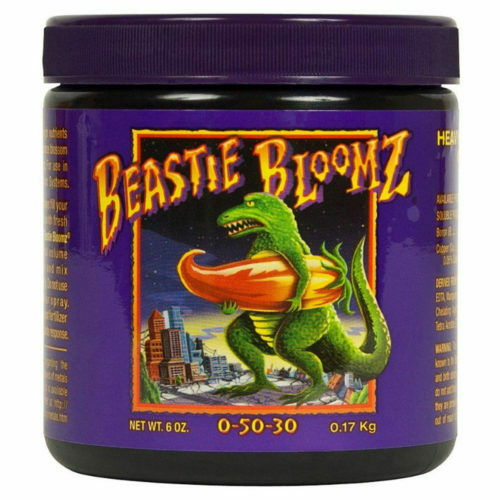 Foxfarm Beastie Bloomz 170g 1lb 2lb - Hydroponics Flowering Booster