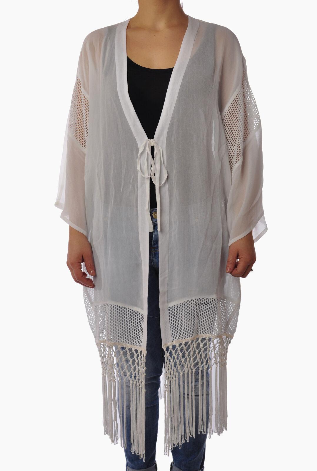 Twin Set - Shirts-Kaftans - Woman - Weiß - 3399811H180837