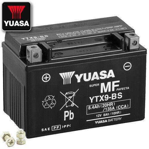 1995 YUASA YTX9-BS AGM Batterie Honda CH125 Spacy JF03 Bj
