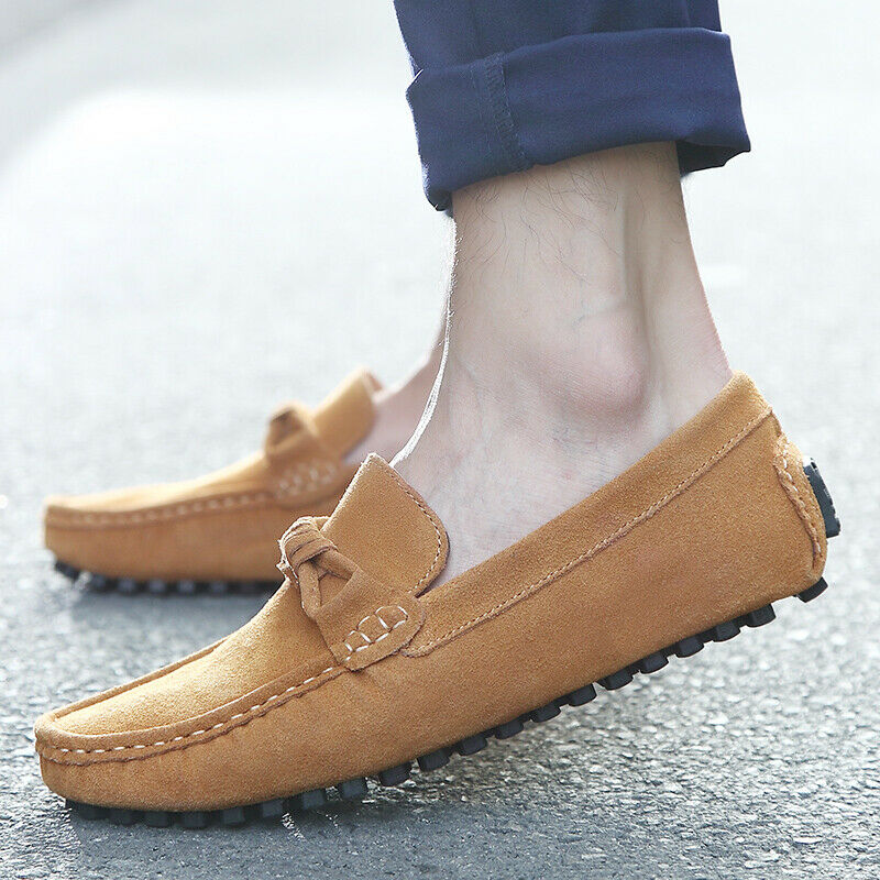Gommino Comfort Loafers Mens Casual  Slip On Driving Moccasins Leisure shoes New