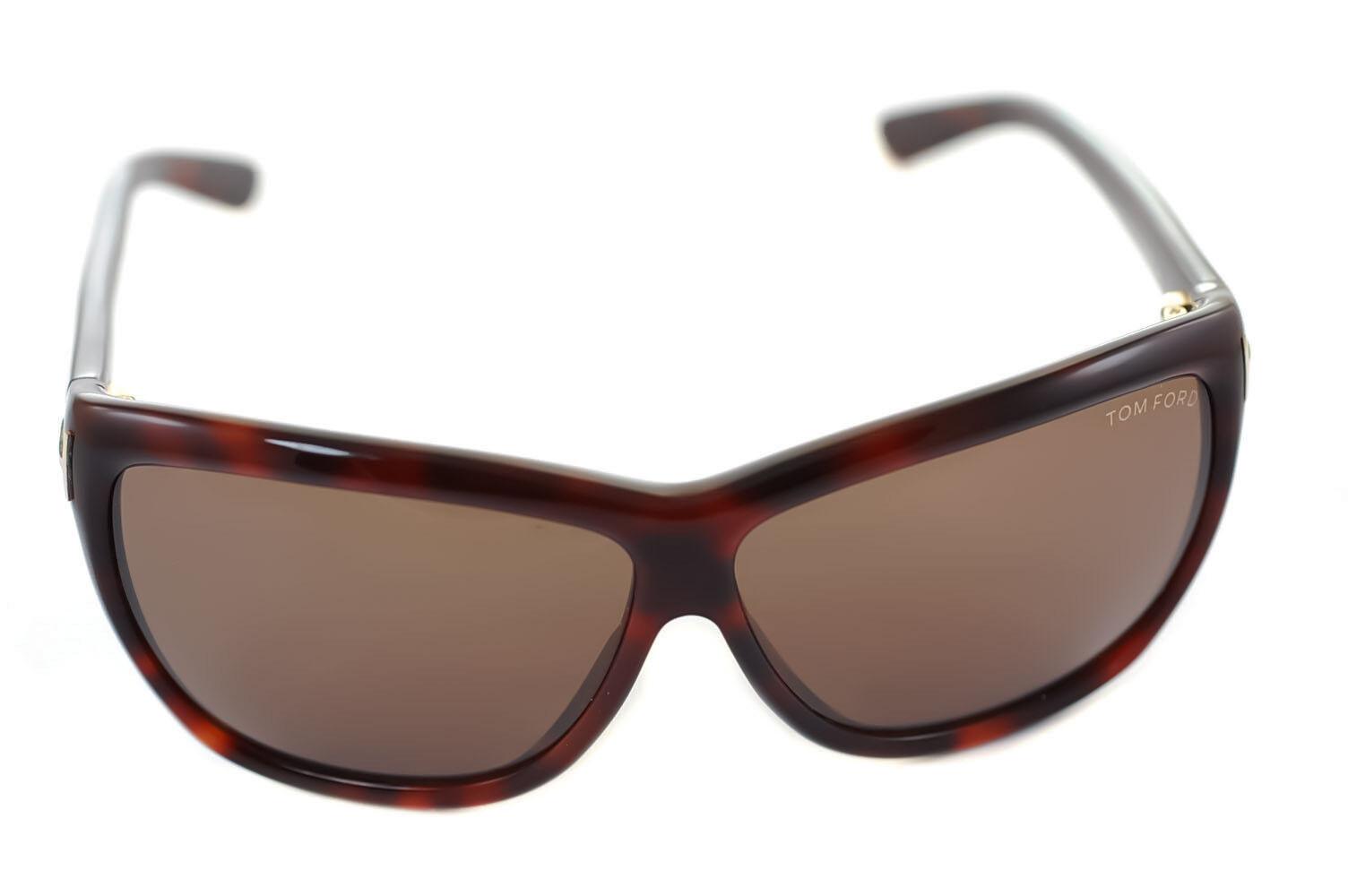 ea7bcffe7e9b2 TOM FORD DAHLIA TF127 52J Women Ladies OVERSIZED Cat Eye Sunglasses ...