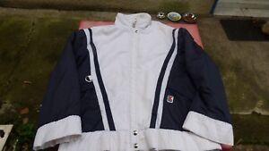 66cm Anorak Kway 50cm Blanc Duhamel Sur Et Bleu Blouson Vintage K way BqzqwH6