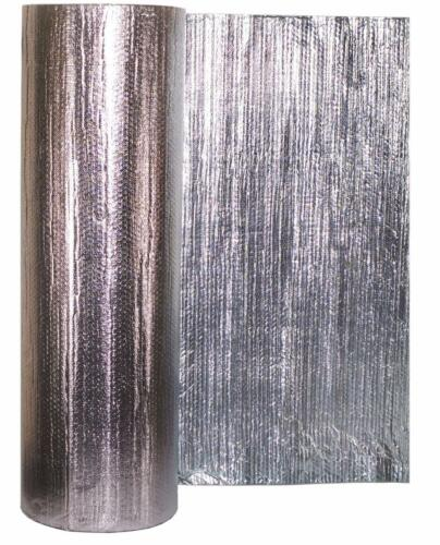 Silver MP Double Foil with Single//Double Bubble Insulation all sizes available