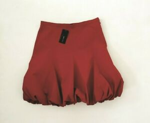 Chili New Size 4 Skirt Bcbg Cotton Bubble 148 wwp6FBq
