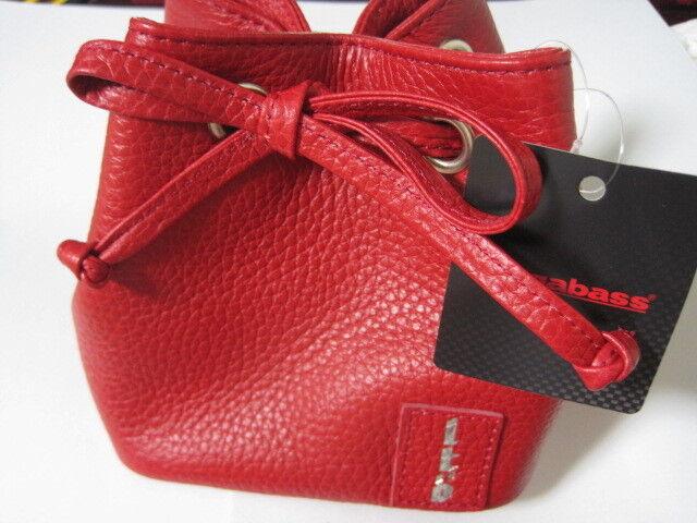 Megabass Ito retráctil Cocherete de Cuero Funda rojo Nuevo en paquete    Megabass Premium Limited