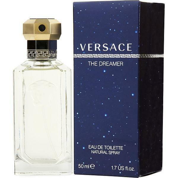 Versace The Dreamer Cologne for Men 50ml EDT Spray