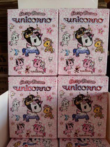 Tokidoki unicornos Cherry Blossom série 4 Blind Box