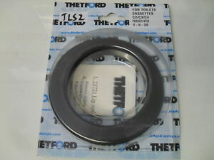 Thetford Cassette Toilet : Lip seal thetford cassette caravan toilet sc c c and c