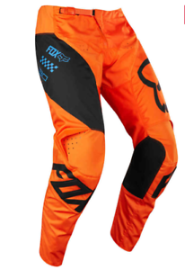 FOX Motocross Pants #34 NEW KTM orange Motorcross Dirt Bike Off Road MX ATV