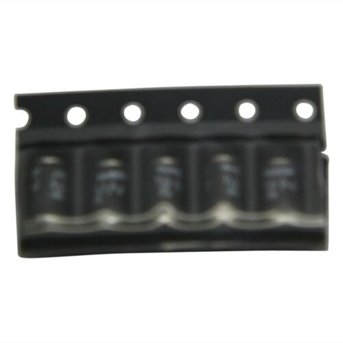 50x SM4001-DIO Diode Gleichrichter SMD 50V 1A Verpackung Rolle Band MELF SM4001