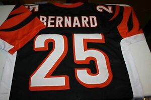 Details about GIOVANI BERNARD #25 SEWN STITCHED HOME JERSEY SIZE LARGE ALL PRO