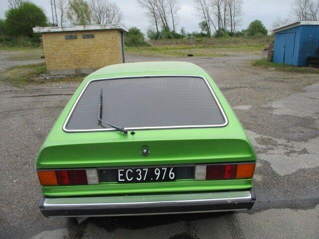 VW Scirocco 1,5 TS Benzin modelår 1975 km 159000